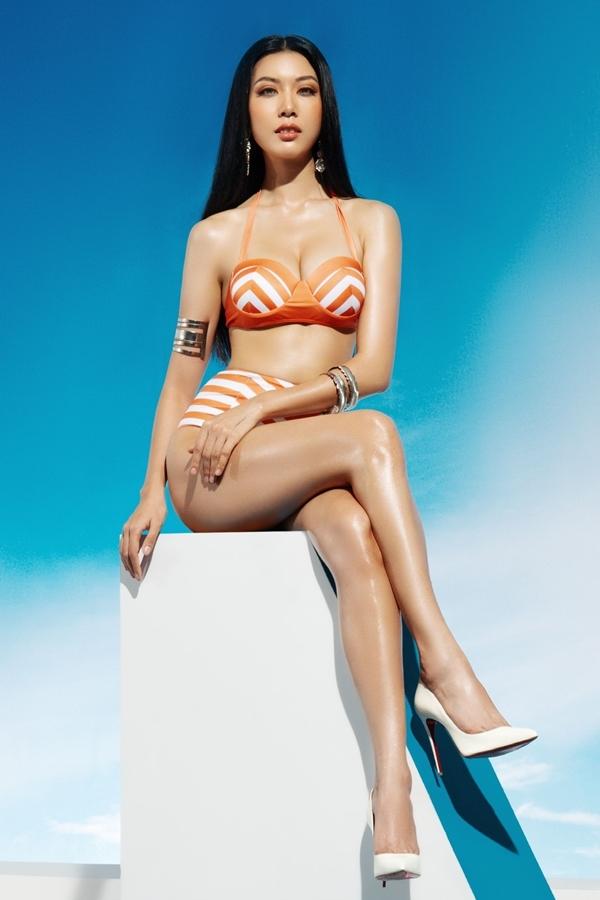 Thúy Vân gây tiếc nuối khi trượt ngôi Hoa hậu Hoàn vũ Việt Nam - Ảnh 10.
