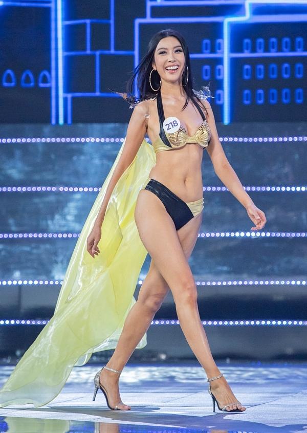 Thúy Vân gây tiếc nuối khi trượt ngôi Hoa hậu Hoàn vũ Việt Nam - Ảnh 11.