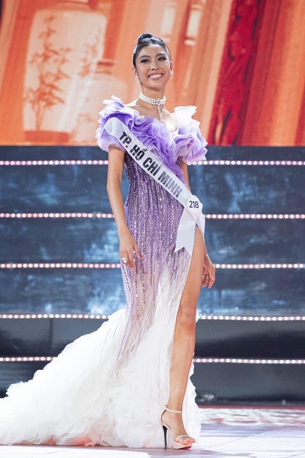 Thúy Vân gây tiếc nuối khi trượt ngôi Hoa hậu Hoàn vũ Việt Nam - Ảnh 12.