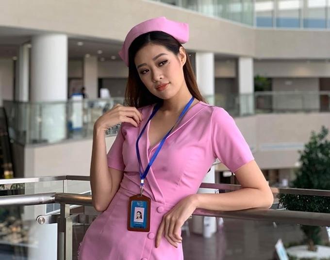 Loạt vai diễn của tân hoa hậu Khánh Vân - Ảnh 1.