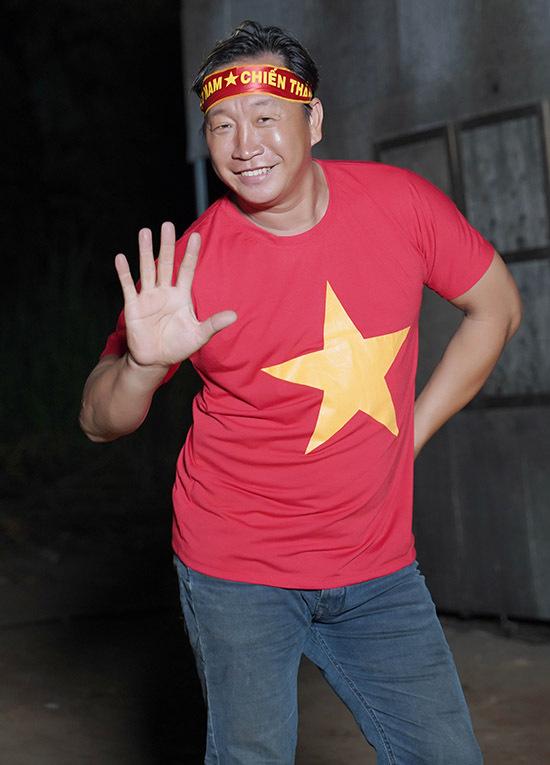 Tuấn Voi hy vọng Việt Nam sẽ thắng đậm 5-0.