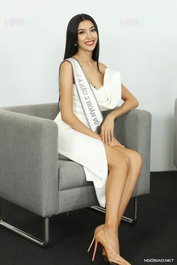 Riêng Thuý Vân tiếp tục công việc MC song ngữ và các dự án thiện nguyện. Cô cũng bày tỏ sẵn sàng hỗ trợ Khánh Vân và Kim Duyên dự thi Miss Universe trong khả năng của mình.