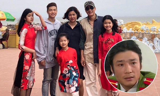 Võ Hoài Nam 'bù đắp' cho vợ 4 đứa con - kết quả xổ số quảng nam