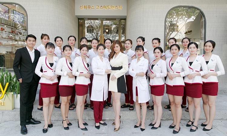 Hội thảo làm đẹp da, xóa nhăn tại Shynh House Premium Đà Nẵng