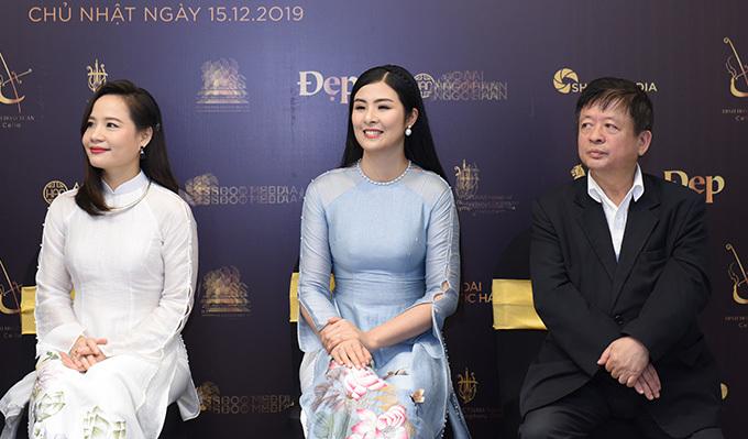 Đinh Hoài Xuân chia sẻ, cô rất trân trọng sự giúp đỡ của Ngọc Hân cũng như các nghệ sĩ tham dự chương trình. Sau 3 lần tổ chức hòa nhạc, cô đều phải bù lỗ và từng có ý định dừng lại. Tuy nhiên, sự ủng hộ vô điều kiện của những tài năng xung quanh đã giúp cô có thêm động lực để tiếp tục.