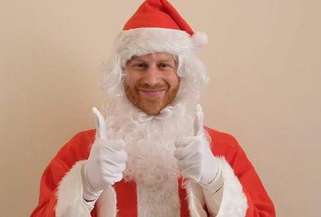 Kết quả hình ảnh cho Vợ chồng Harry nghỉ Giáng sinh