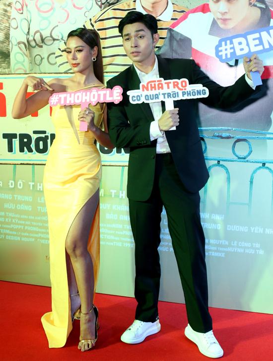 Jun Phạm khiến khán giả cười ngả nghiêng khi sắm vai khách thuê phòngcủa Nam Thư.