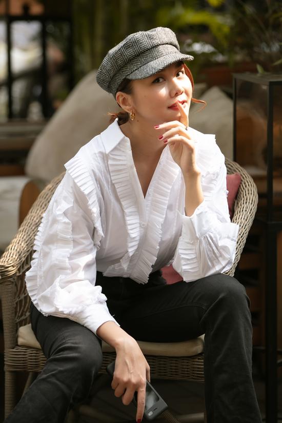 Tại mùa giải năm nay, Thanh Hằng đảm nhận vai trò giám khảo chính của hạng mục Ngôi sao Phong cách. Cô từng đoạt giải Mỹ nhân của năm 2013.