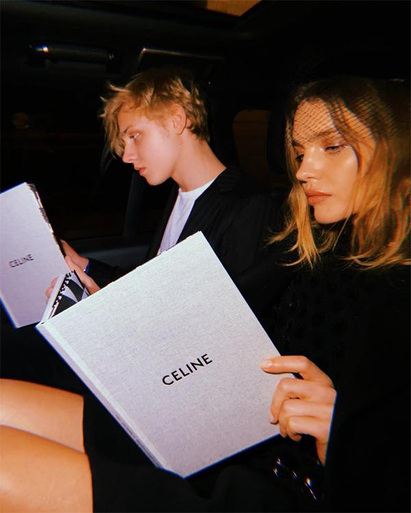 Trong nhiều bức ảnh đăng trên Instagram, Natalia được ví như chị em của Lucas, thậm chí là bạn gái của con trai.