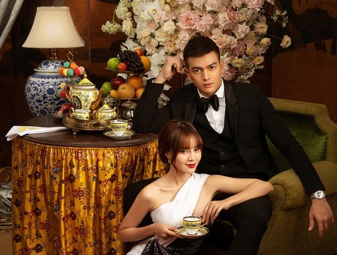 Lan Ngọc và Lê Xuân Tiền tiếp tục hóa thân thành cặp đôi gái già - phi công.