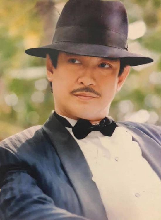 Tài tử Nguyễn Chánh Tín.