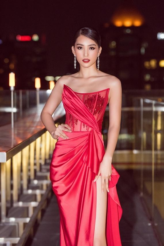 Hoa hậu Tiểu Vy.