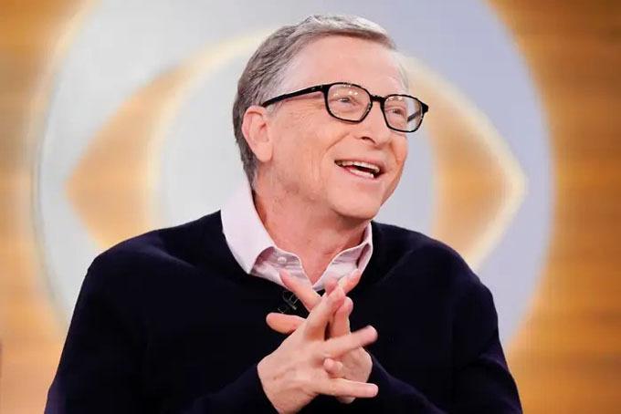 - Tổng tài sản: 113 tỷ USD- Tài sản tăng thêm năm 2019: 23,1 tỷ USDDù không còn giữ nhiều cổ phiếu của hãng công nghệMicrosoft nhưng tài sản củanhà sáng lập Bill Gates vẫn tăng mạnh trong năm qua nhờ các khoản đầu tư vào cổ phiếu. Bill Gates từng tiết lộ rằng ông dành tới hơn 60% tài sản để mua cổ phiếu và chúng giúp ông kiếm được hơn 23 tỷ USD trong năm 2019.Hiện ông là người giàu thứ hai thế giới, sauJeff Bezos, nhà sáng lập hãngthương mại điện tử Amazon. Ảnh: BI.