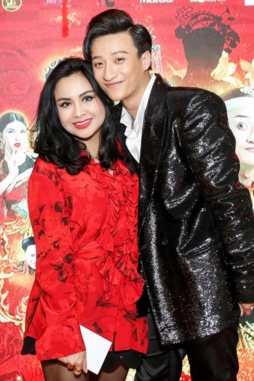 Thanh Lam chia sẻ, chị trân quý những dự án đầy tâm huyết mà Adam Lâm ấp ủ. Ở cương vị của một người thầy, cũng là một ngôi sao gạo cội, chị bày tỏ sự ủng hộ đối với tinh thần cầu tiến của các ca sĩ, diễn viên trẻ như Adam Lâm.