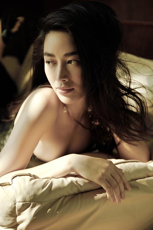 Mai Thanh Hà cho biết, phim Kẻ ngược dòng từng bị dừng chiếu và mới nhận được lịch phát sóng trở lại. Trong phim này, Mai Thanh Hà hoá thân thành chị đại giang hồ.