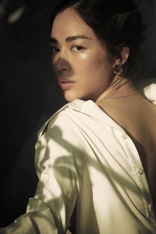Nhờ gương mặt khả ái, vóc dáng lý tưởng, Mai Thanh Hà là gương mặt trẻ nhận được nhiều vai diễn trong các phim truyền hình.