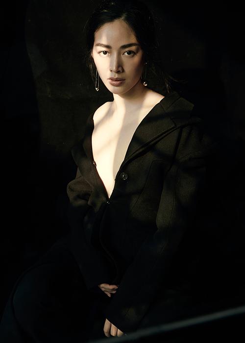 Trong phimKẻ ngược dòng vai diễn Mai Xỉulà mộtvai hay, ấn tượng trong phimvì có nhiều đất diễn, Mai Thanh Hà chia sẻ.
