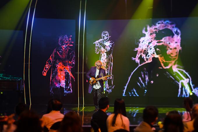 Nghệ sĩ nhạc jazz Nguyên Lê từ Pháp về Việt Nam tham dự chương trình. Quê hương mùa đoàn tụ do VTV6 thực hiện, sẽ phát sóng vào đêm Giao thừa Tết Canh Tý.
