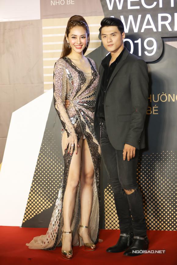 Vợ chồng Lâm Vinh Hải - Linh Chi.
