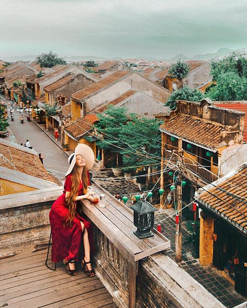 Ảnh: Sarah Trần