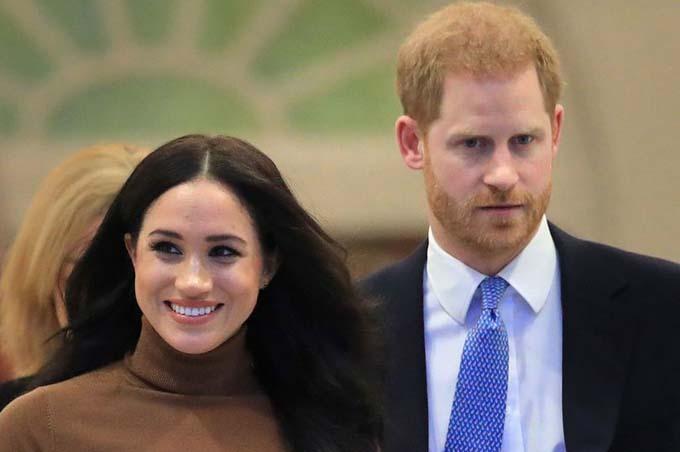 Vợ chồng Hoàng tử Harry sẽ đi về giữa Anh và Canada sau khi nghỉ nhiệm vụ hoàng gia. Ảnh: PA.