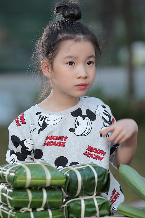Bé Cốmlà con của em gái Phạm Phương Thảo. Bé thường ở cùng nữ ca sĩ tại Hà Nội và được cô chăm sóc như con.