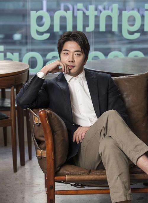 Nam diễn viên Kwon Sang Woo.