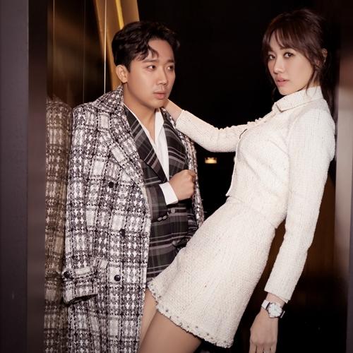 Hari Won - Trấn Thành ngọt ngào trong bộ ảnh mới - 4