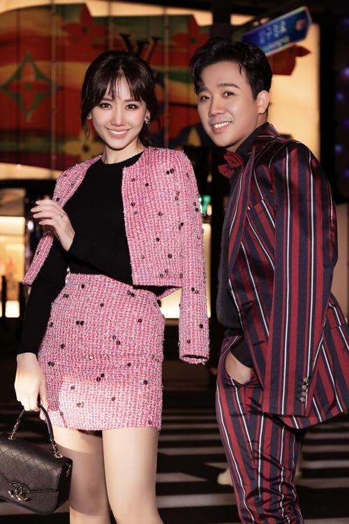 Hari Won - Trấn Thành ngọt ngào trong bộ ảnh mới - 2
