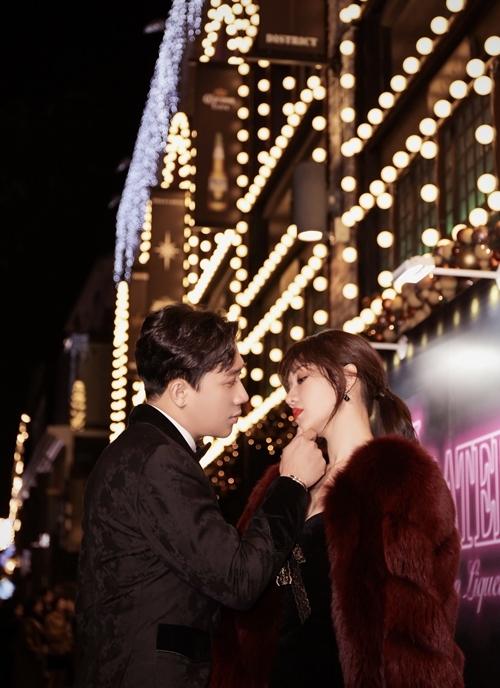 Hari Won - Trấn Thành ngọt ngào trong bộ ảnh mới - 5