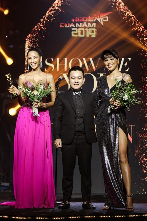 Tin ảnh Nữ hoàng/Ông hoàng đêm tiệc + 2 giải phụ Fashionista & Extraordinary costumes