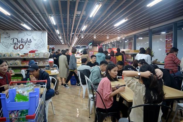Siêu thị MM Super Market Thanh Xuân đông khách dịp cận Tết - 2
