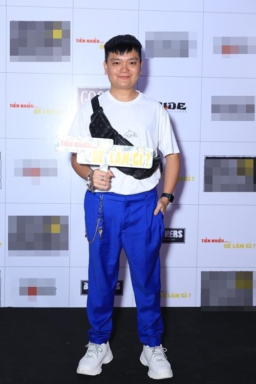 Diễn viên Trịnh Tú Trung