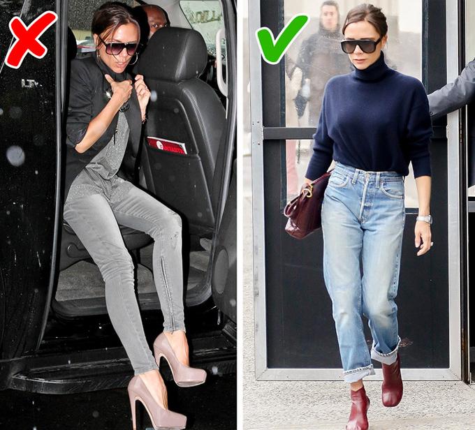 Quần jeans skinnyNhững chiếc quần jeans ôm sát đã gắn bó với phái đẹp hàng chục năm qua. Hiện tại, bạn vẫn có thể tiếp tục mặc chúng nhưng đừng mua mới. Thay vào đó, hãy đầu tư kiểu quần jeans cóống rộng rãi hơn. Phom dáng trẻ trung, năng động này được lăng-xê bởicác nhà mốt Balmain, Isabel Marant, Alexander Wang...