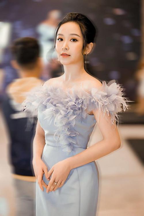 Diễn viên Kim Oanh của Những cô gái trong thành phố.