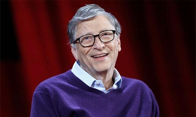 4 điều giúp Bill Gates hạnh phúc