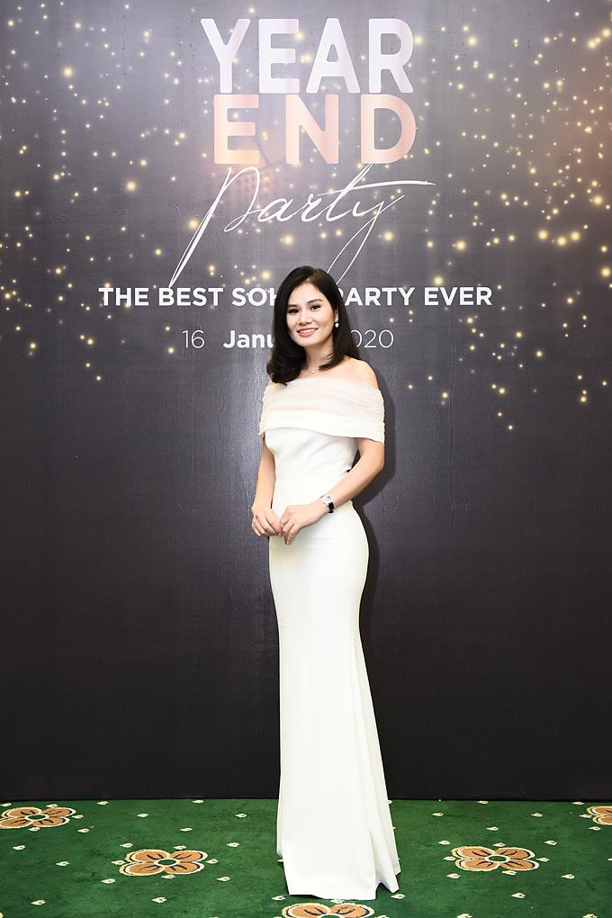 Doanh nhân Hà Bùi, CEO của thời trang Sohee.