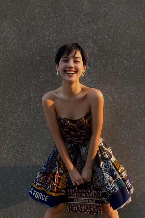 Khánh Linh: Fashionista không phải là một nghề (Bài Tết)