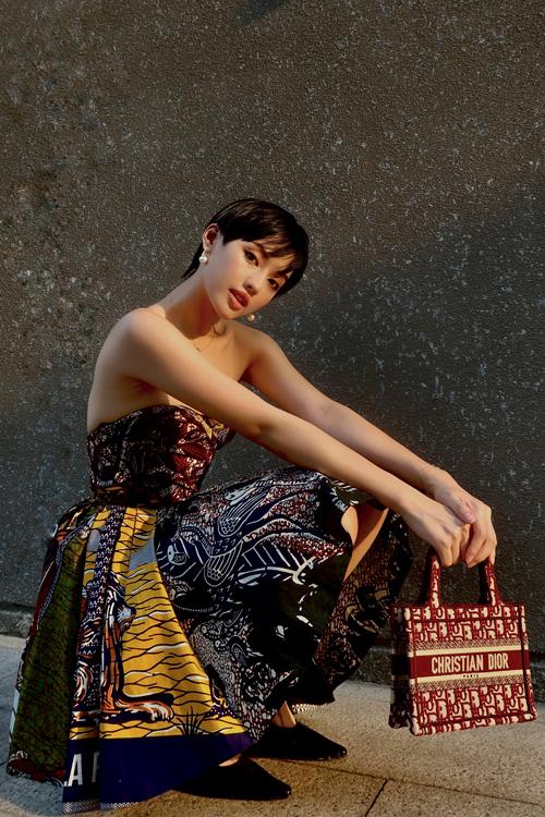 Khánh Linh: Fashionista không phải là một nghề (Bài Tết) - 1