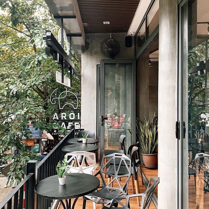 Những quán cà phê mở xuyên Tết ở Hà Nội - 3