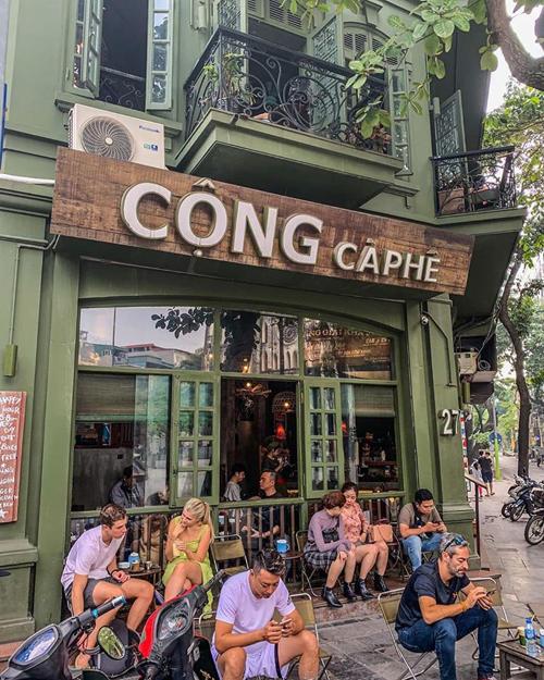 Những quán cà phê mở xuyên Tết ở Hà Nội - 2