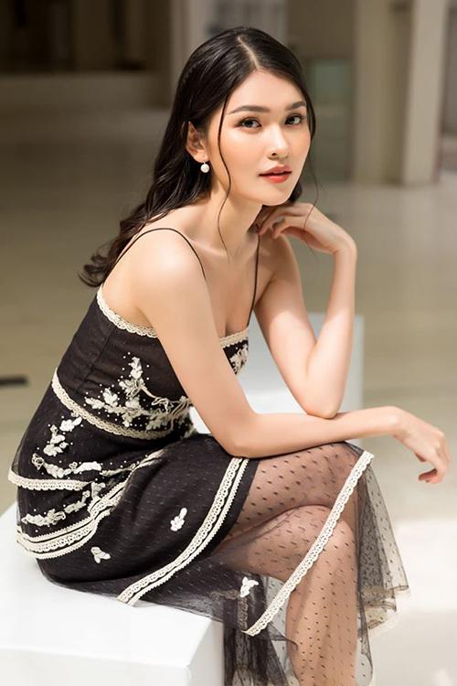 Thuỳ Dung sinh năm 1996, đăng quang Hoa khôi Đại học Ngoại thương TP HCM 2016, á hậu 2 Hoa hậu Việt Nam 2016. Cô từng đại diện Việt Nam tham dự cuộc thi Miss International 2017 nhưng không đạt được thành tích đáng kể. Hiện cô theo đuổi công việc MC song ngữ, dẫn dắt nhiều chương trình lớn tại TP HCM.