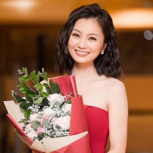 Diễn viên Diệu Hương.