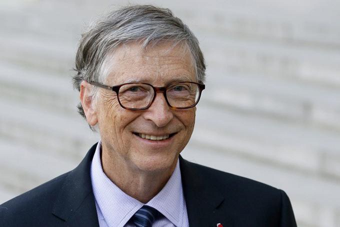 Tỷ phú Bill Gates chung tay chống dịch nCoV thông qua quỹ từ thiện Bill and Melinda Gates. Ảnh: BI.