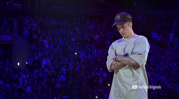 Justin tìm đến ma túy như một sự giải thoát khỏi căng thẳng, lo lắng vì áp lực của sự nổi tiếng.