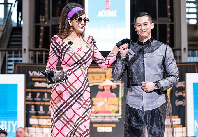 Năm 2019 Ngọc Thuý gây bất ngờ khi xuất hiện trong một show thời trang ở Mỹ. Đây là lần đầu tiên sau 13 năm giải nghệ, Ngọc Thuý mới rở lại sàn diễn. Cựu người mẫu được bạn bè, khán giả cổ vũ nồng nhiệt.