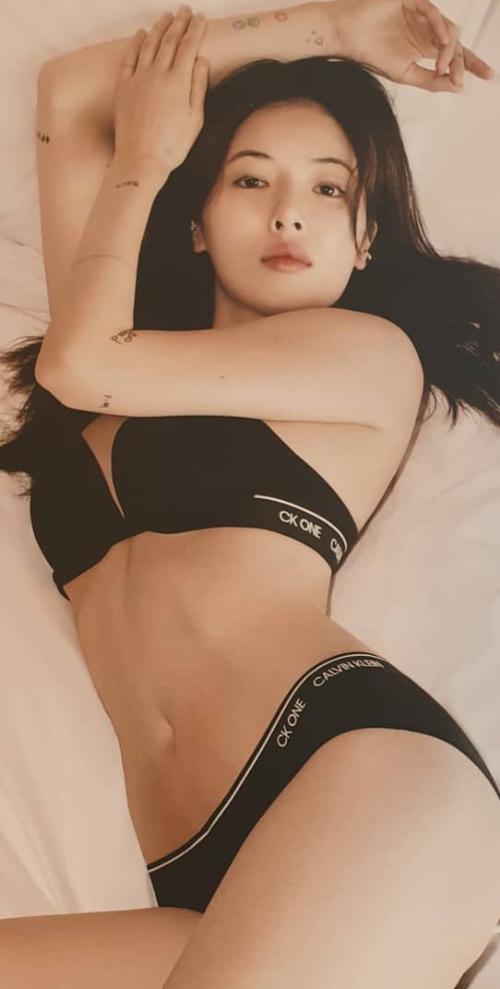 Bom sex HyunA khoe ba vòng bốc lửa - 3