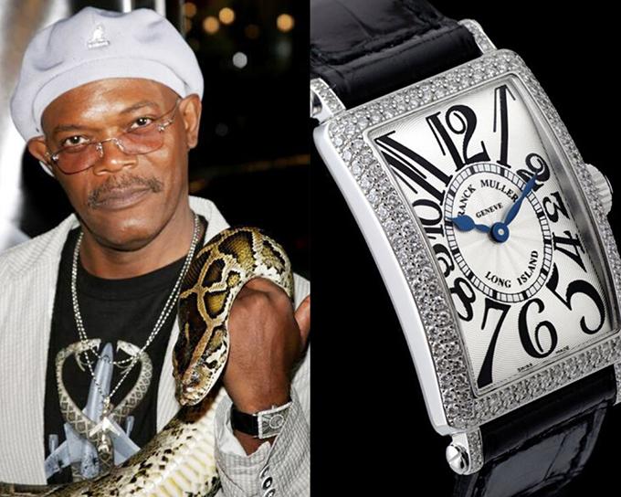 Đồng hồ tiền tỷ của sao - 8