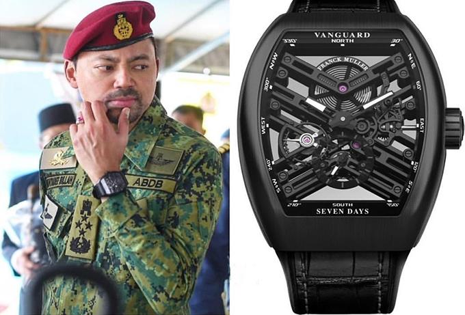 Đồng hồ tiền tỷ của sao - 10