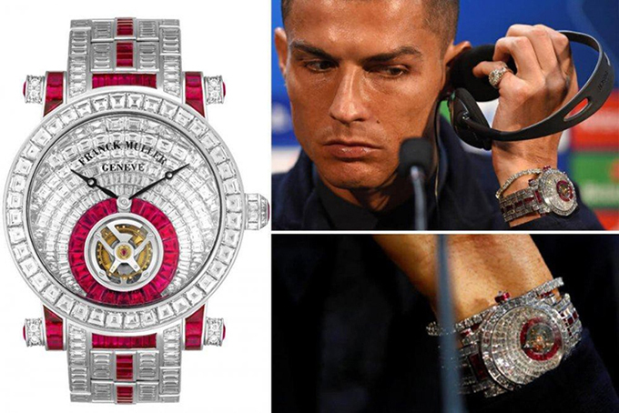 Đồng hồ tiền tỷ của sao - 1